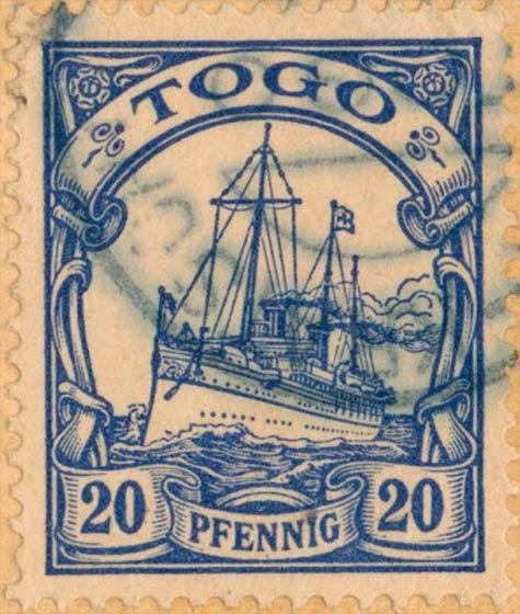 Togo_20pfennig_Genuine