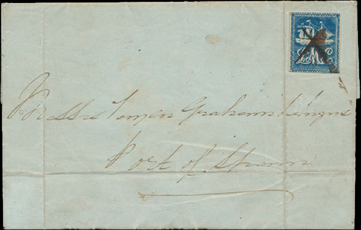 Trinidad_1847_Lady_McLeod_Genuine_Cover