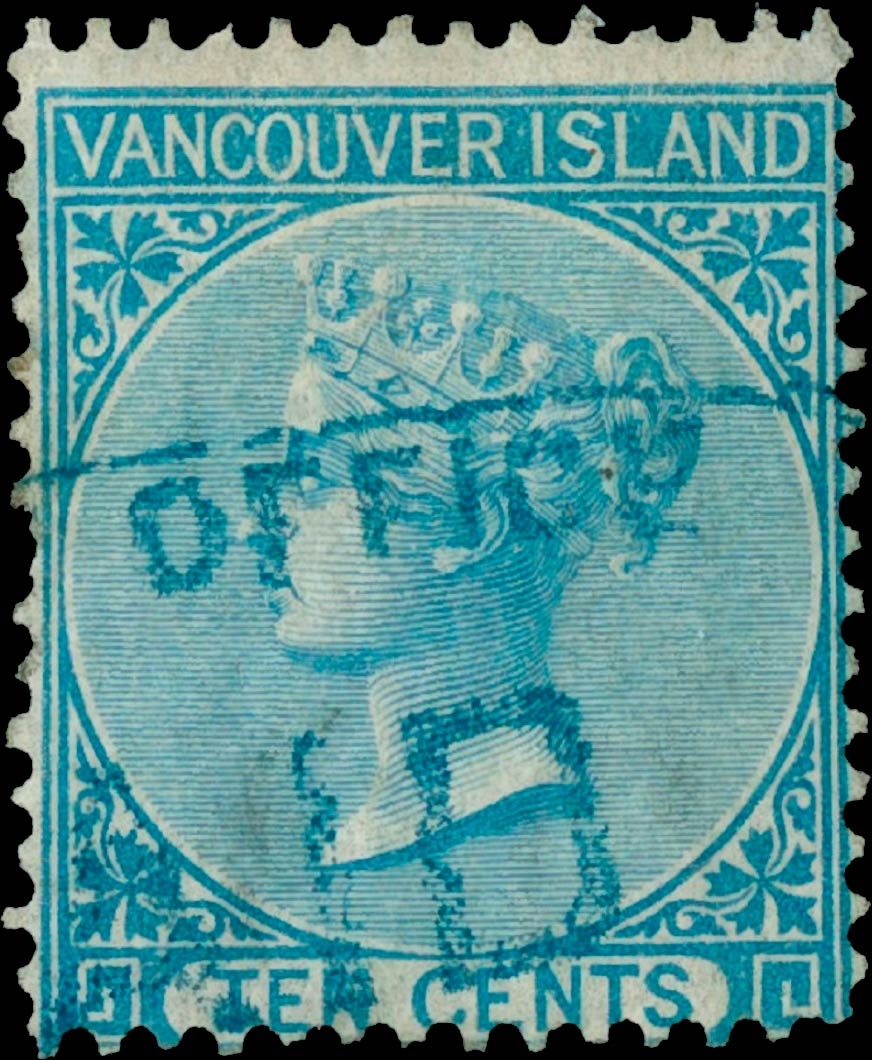 British_Columbia_1865_10c_Genuine2