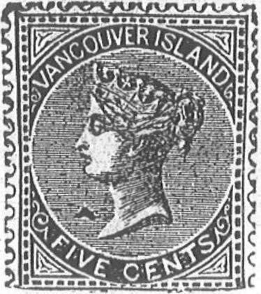 British_Columbia_1865_5c_Torres_illustration