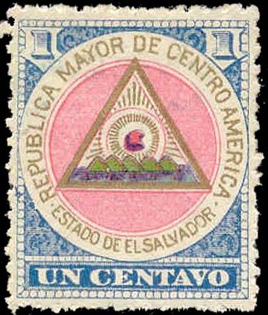 Ecuador_1897_Coat-of-Arms_1centavos_Genuine