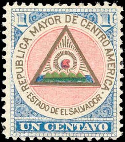 Ecuador_1897_Coat-of-Arms_1centavos_Reprint