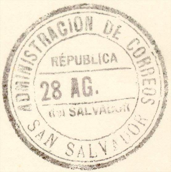 El_Salvador_Fournier_Forged_Postmark1