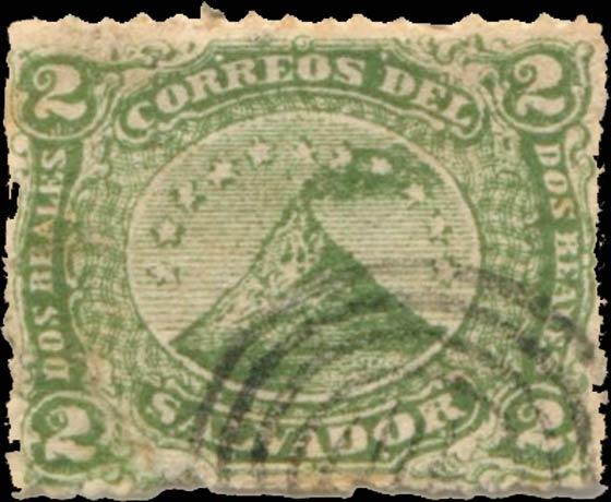 El_Salvador_Volcano_Dos_reales_Forgery
