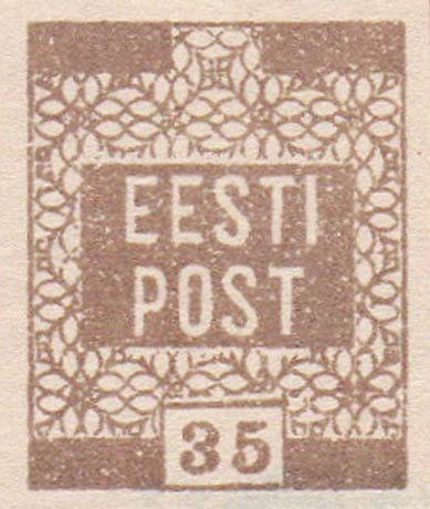 Estonia_1918_35k_Genuine