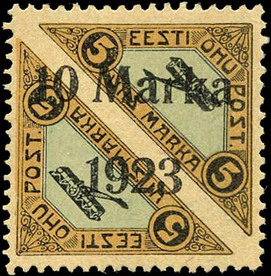 Estonia_1920-1923_Airmail_10m_Forgery1