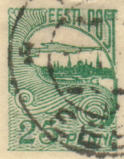 Estonia_1920-1924_Skyline_25p_Lubi_Forgery