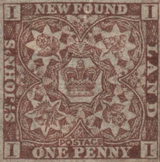 Newfoundland_1857_1p_Genuine2