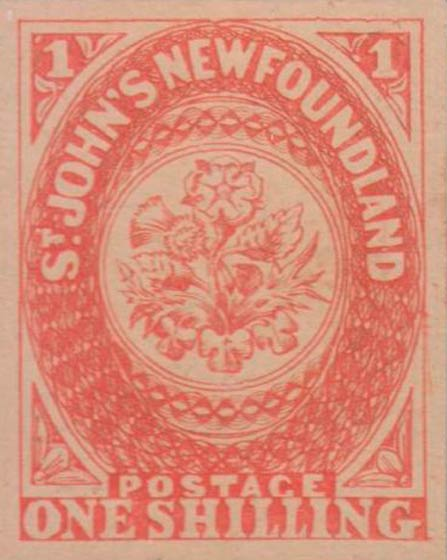 Newfoundland_1857_1s_Oneglia_Forgery