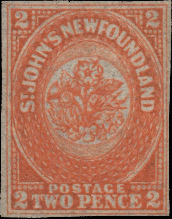 Newfoundland_1857_2p_Genuine3