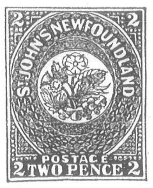 Newfoundland_1857_2p_Torres_illustration