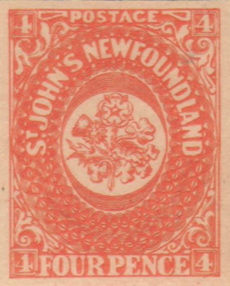 Newfoundland_1857_4p_Oneglia_Forgery2