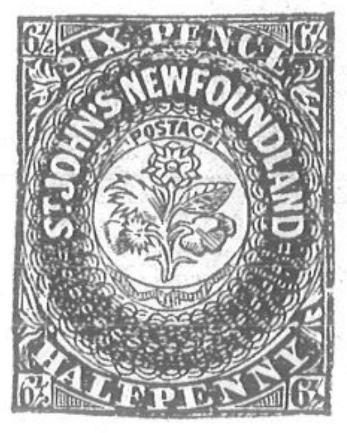 Newfoundland_1857_6.5p_Torres_illustration