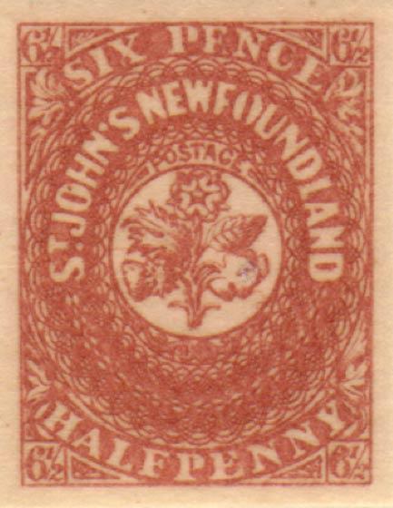 Newfoundland_1857_6halfp_Oneglia_Forgery
