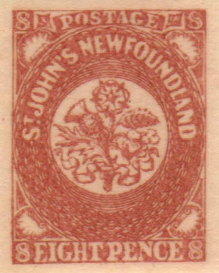 Newfoundland_1857_8p_Oneglia_Forgery