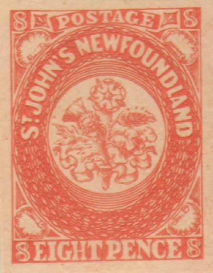 Newfoundland_1857_8p_Oneglia_Forgery2