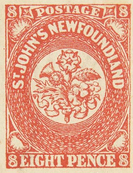 Newfoundland_1857_8p_Sperati_Forgery