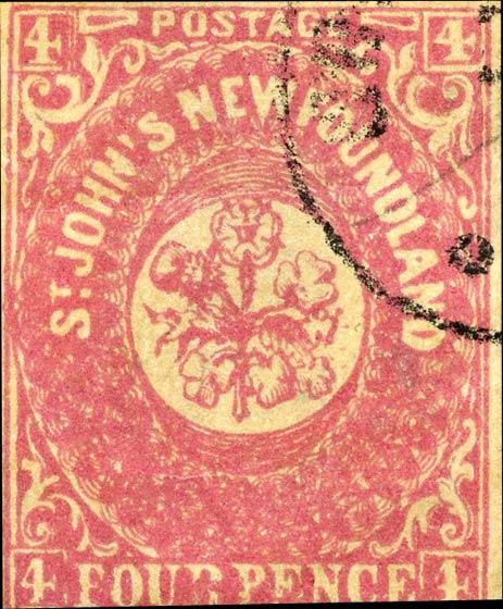 Newfoundland_1862_4p_Spiro_Forgery