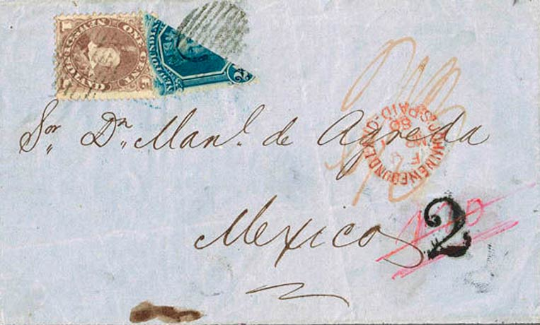 Newfoundland_1865_Forged_Cover