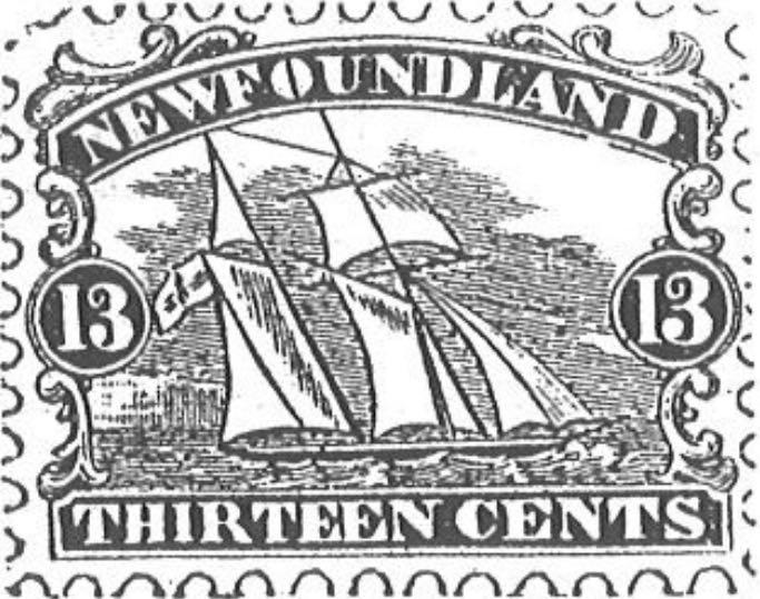 Newfoundland_1866_Schooner_13c_Torres_illustration