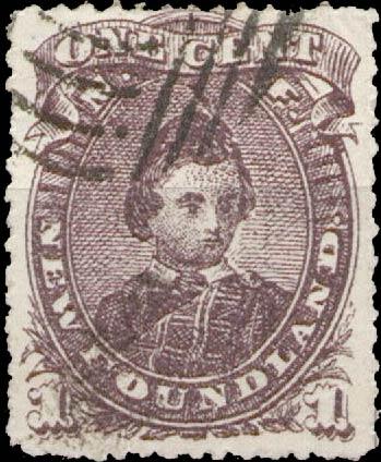 Newfoundland_1868_Prince_1c_Spiro_Forgery2