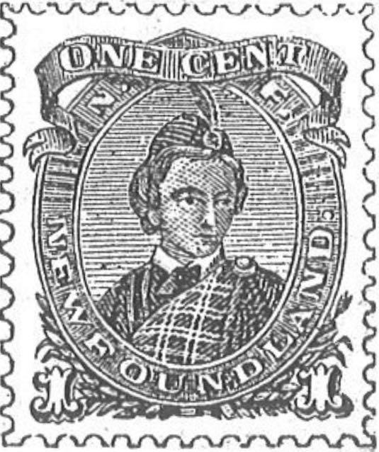 Newfoundland_1868_Prince_1c_Torres_illustration