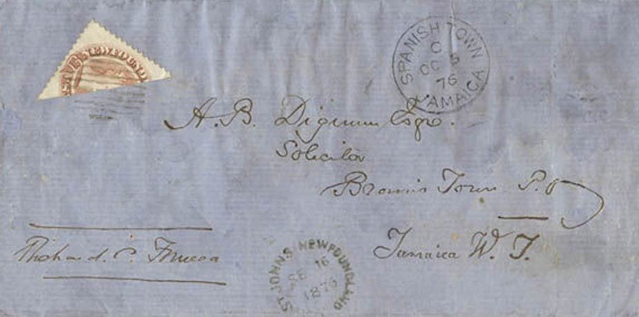 Newfoundland_1870_QV_12c_Bisect_Forged_Cover2