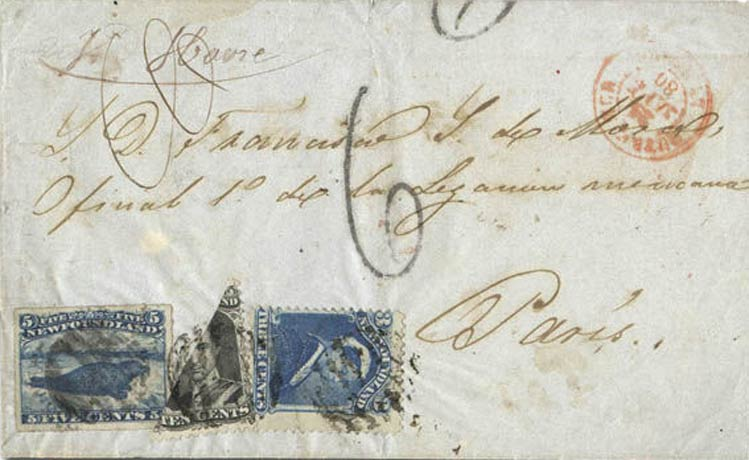 Newfoundland_1875_Forged_Cover