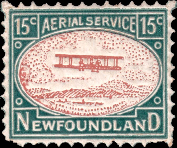 Newfoundland_Biplane_Forgery