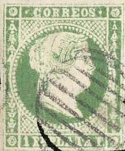 Spanish_West_Indies_1855_1r_Forgery3