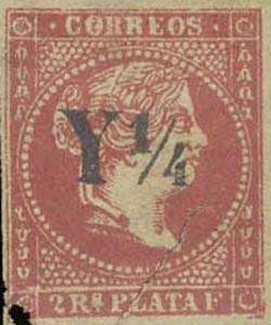 Spanish_West_Indies_1855_2r_Forgery4