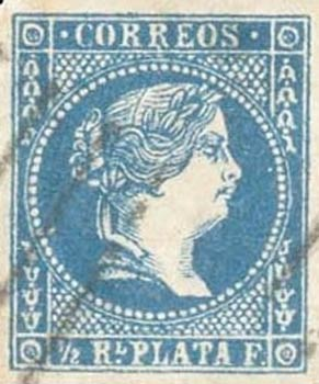 Spanish_West_Indies_1855_Queen_Isabella_half_rp_Forgery4