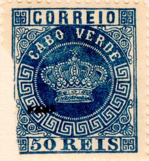 Cape_Verde_Crown_50Reis-blue_Fournier_Forgery
