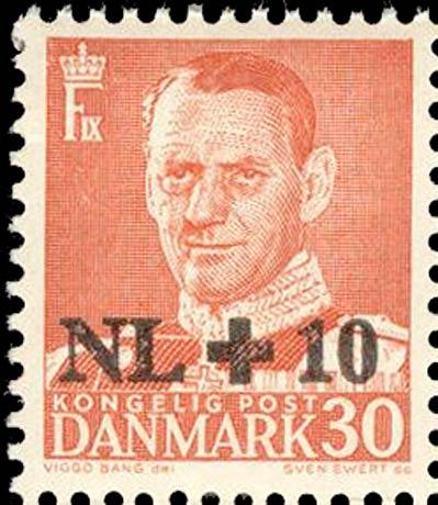 Denmark_1950_30ore_NL10_Genuine