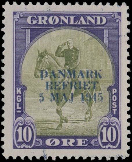 Stamp Forgeries Of Greenland Stampforgeries Of The World