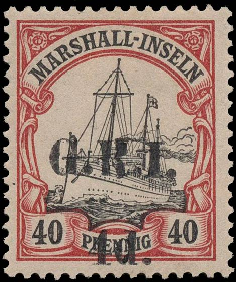 Marshall_Inseln_GRI_4d-40pf_Genuine