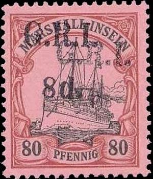 Marshall_Inseln_GRI_8d-80pf_Hialeah_Forgery
