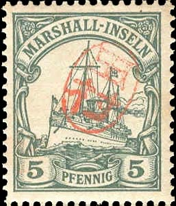 Marshall_Islands_5pf_Japanese_Postmark_Forgery
