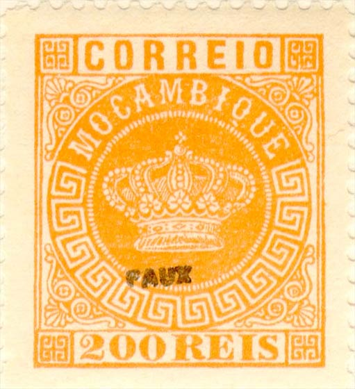 Mocambique_Crown_200Reis_Fournier_Forgery