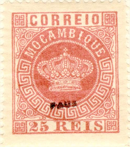 Mocambique_Crown_25Reis-red_Fournier_Forgery