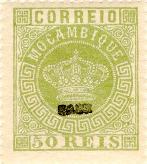 Mocambique_Crown_50Reis-green_Fournier_Forgery
