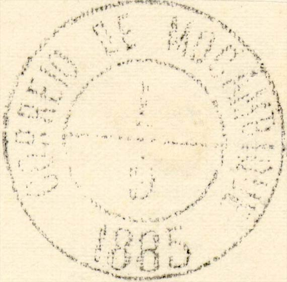 Mocambique_Fournier_Forged_Postmark1