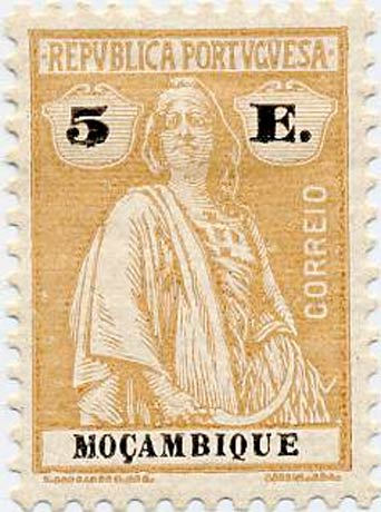 Mozambique_1913_Ceres_5e_Genuine