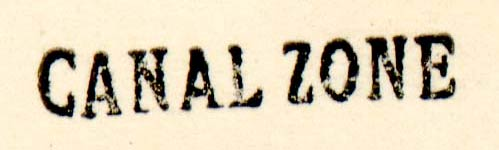 Panama_Canal_Zone_Fournier_Forged_Overprint
