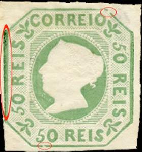 Portugal_1853_MariaII_50reis_1863-reprint