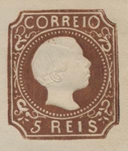 Portugal_1855-56_Pedro_5reis_1885-reprint