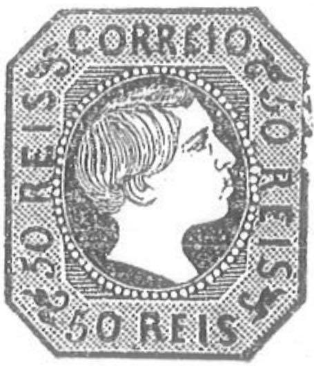 Portugal_1855_Pedro_50reis_Torres_Illustration