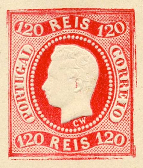 Portugal_1866_Luis_120reis_proof-red_authenticity-unknown