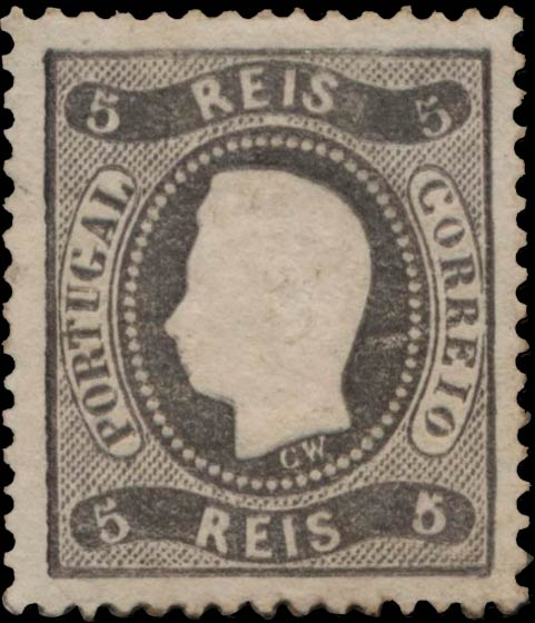 Portugal_1870_Luis_5reis_Genuine