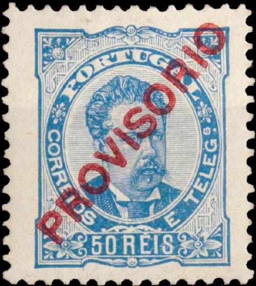 Portugal_1892-93_Provisorio_50reis_Genuine